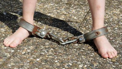 Menschenhandel in unserer Nachbarschaft